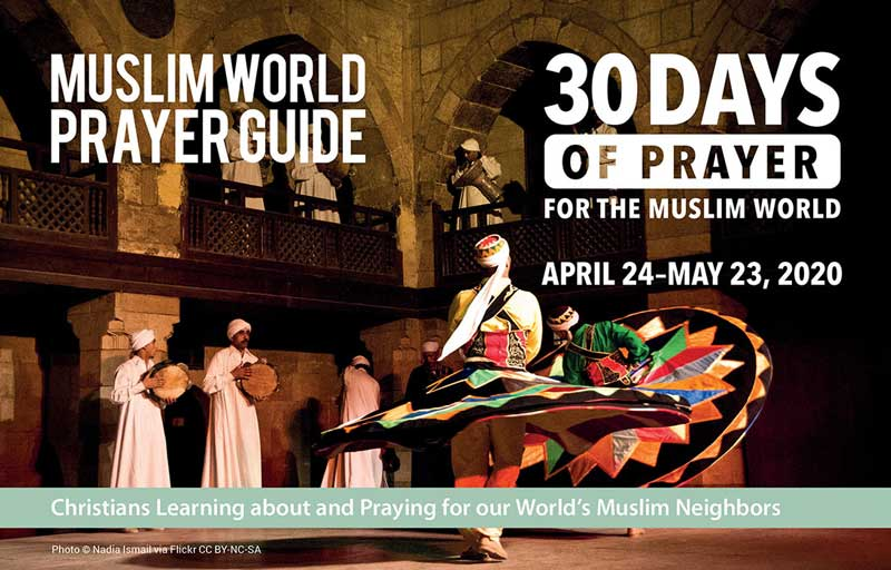 30 Days of Pryaer For the Muslim World