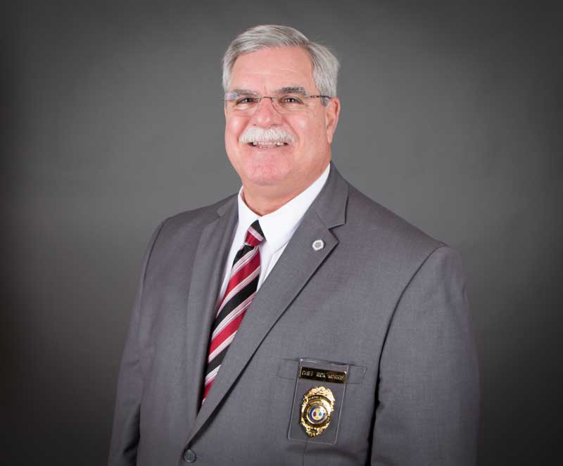 "NGU Campus Security Chief Rick Lee Morris was one of twenty-six security leaders named to ""Security"" magazine's ""2019 Most Influential People in Security"" list."