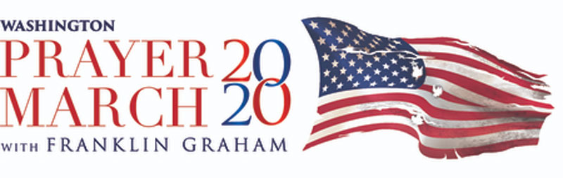 Prayer March 2020 logo