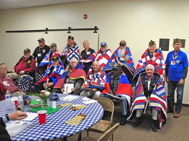 Quilts of Valor Post 214 3228