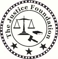The Justice Foundation Logo
