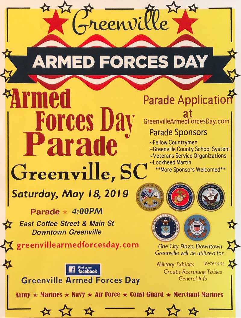 Armed Forces Day Parade 2019