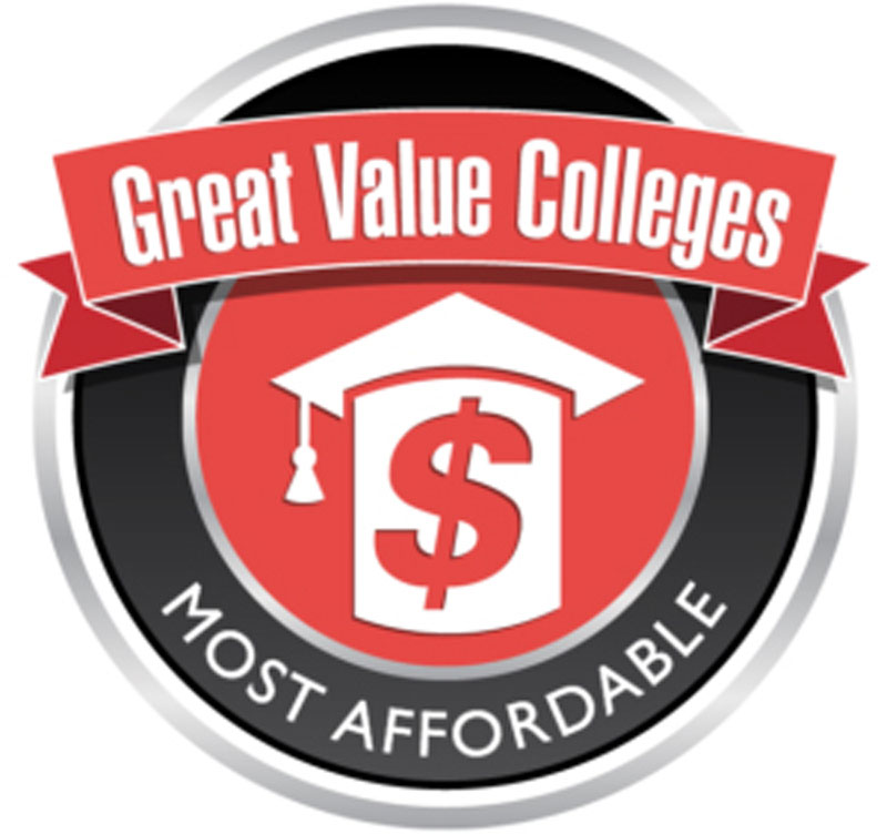 Great Value Colleges Most Affordable