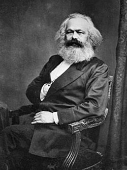 Karl Marx, Priest of cultural chaos.