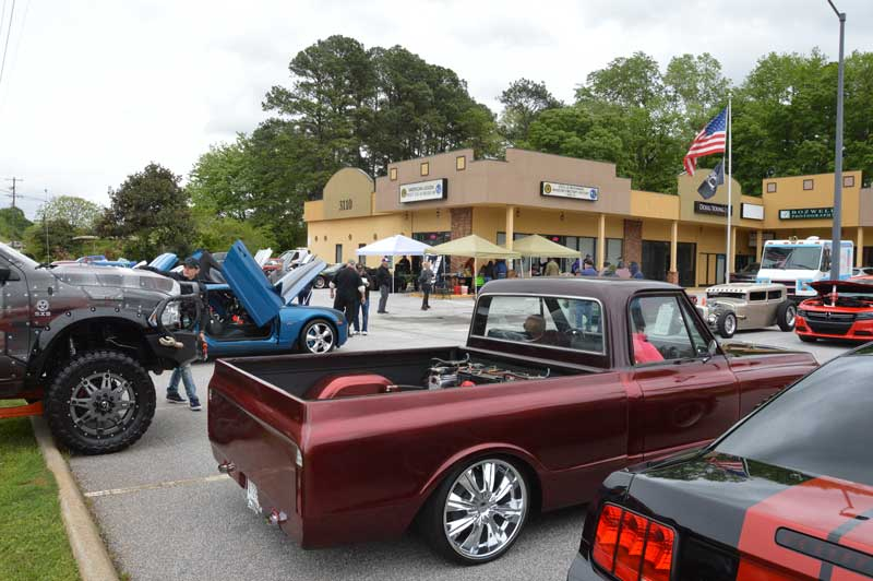 Post 214 Carshow 4797