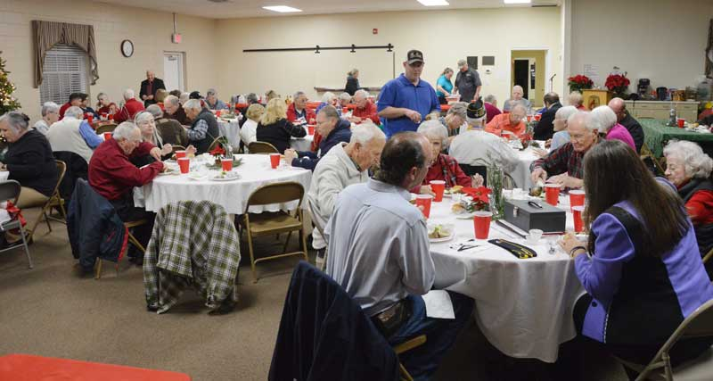 Post 214 Christmas Party 1147