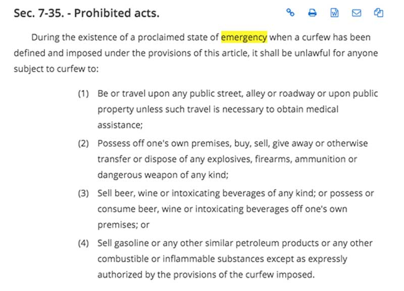 Sec 7 35 Prohibited acts