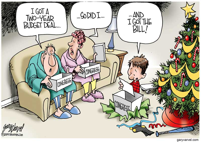 Gary Varvel Political Cartoons