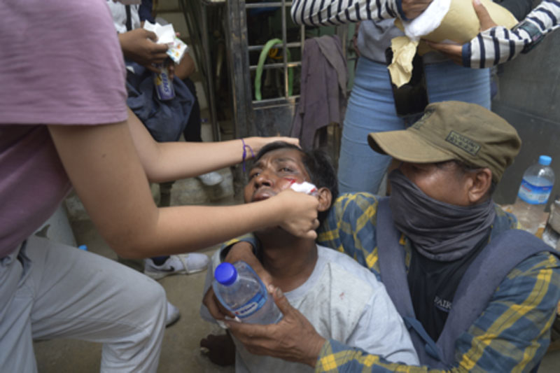 MYANMAR MASSACRE, GFA WORLD CALLS FOR PRAYER: Texas-based GFA World -- one of the largest humanitarian agencies in Asia -- is calling on Christians to pray for Myanmar's suffering people in the throes of the South Asia nation's bloody military coup.