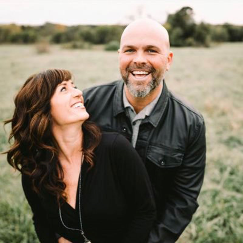 Clayton & Sharie King_(Image Credit: Courtesy Clayton King Ministries)