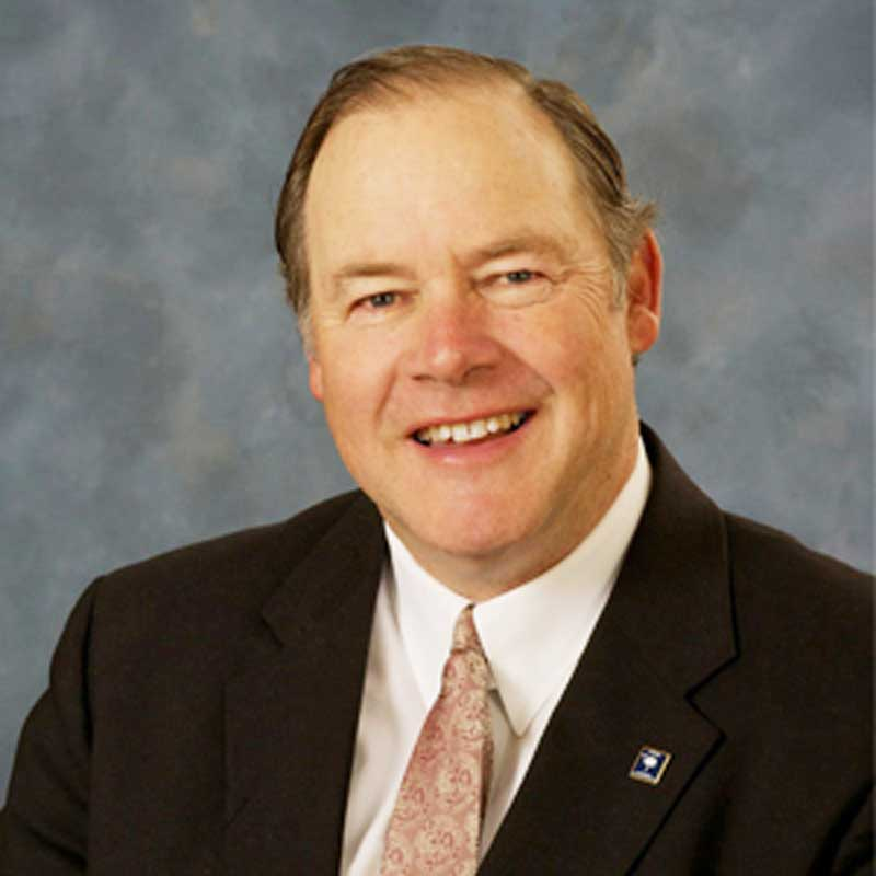 Rep. Mike Burns from SC House District 17 will address NGU's December graduates on Dec. 8.