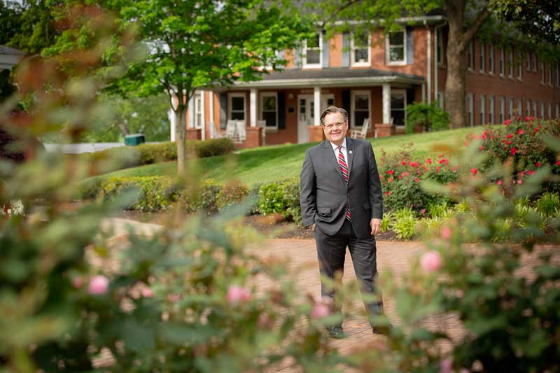 North Greenville University President Dr. Gene C. Fant, Jr., has been asked to serve as treasurer for the International Alliance for Christian Education (IACE) governing board of its 50 charter institutions and seven organizations.