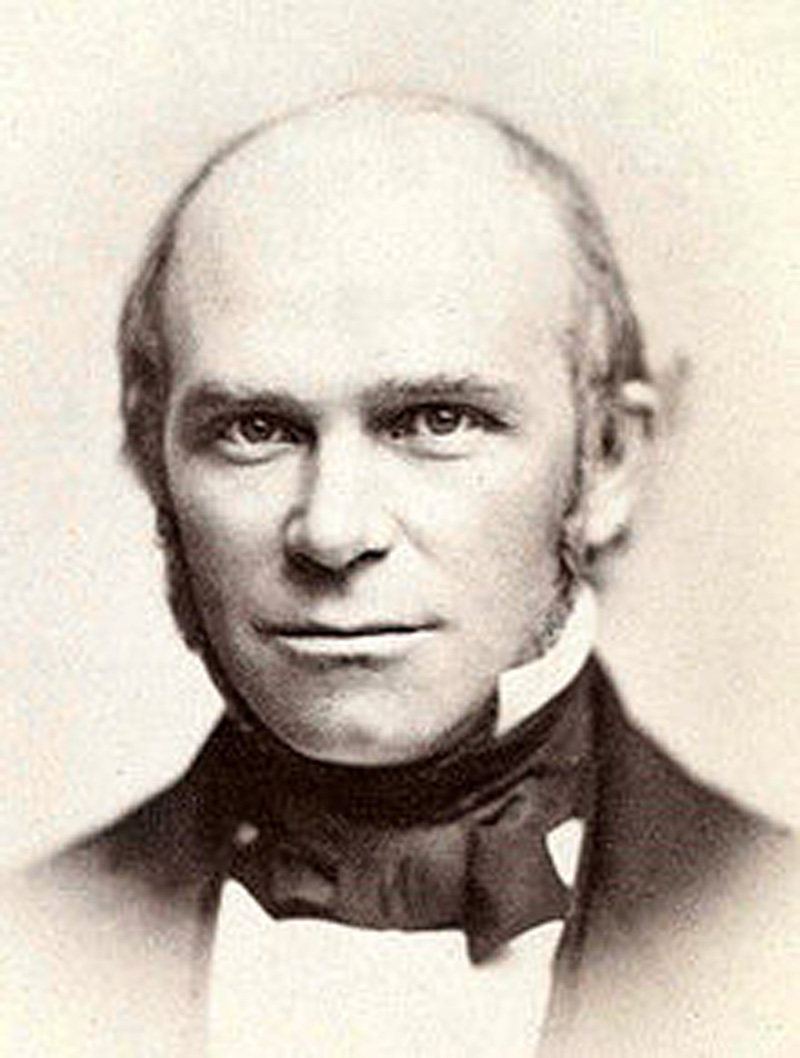 Theodore Parker (1810-1859), Radical abolitionist leader and preacher