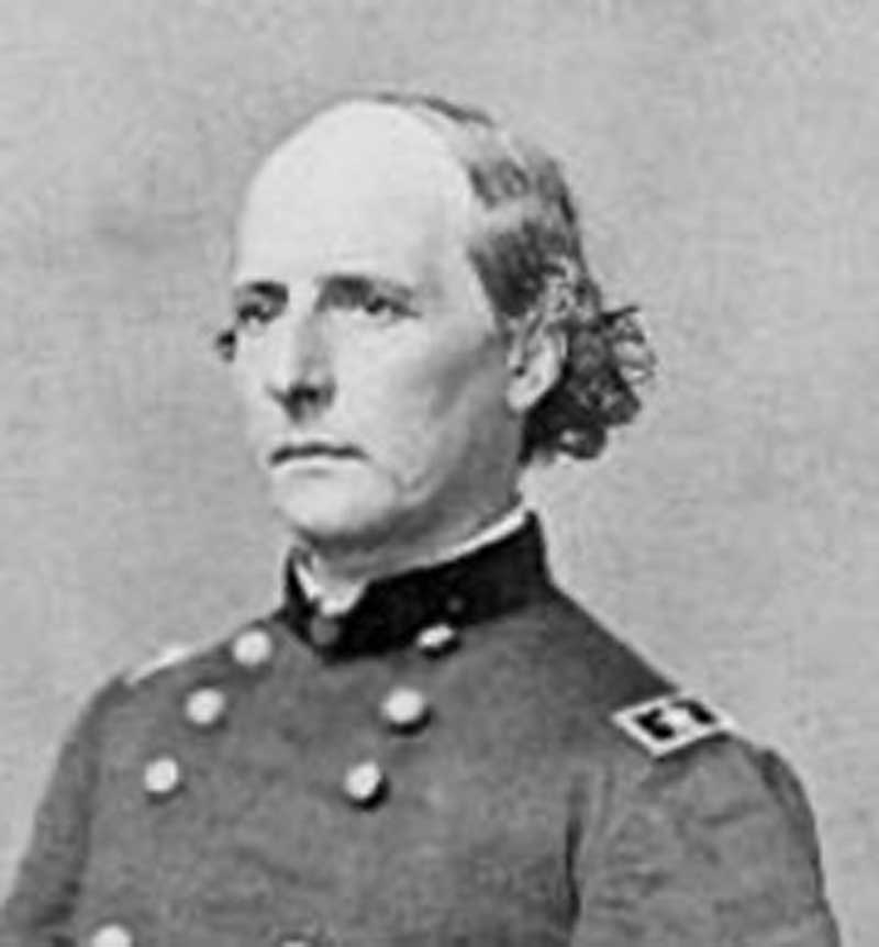 Union Major General Stephen Hurlbut, Commander of Union XVI Corp at Memphis, Used Fort Pillow for war profiteering in cotton.