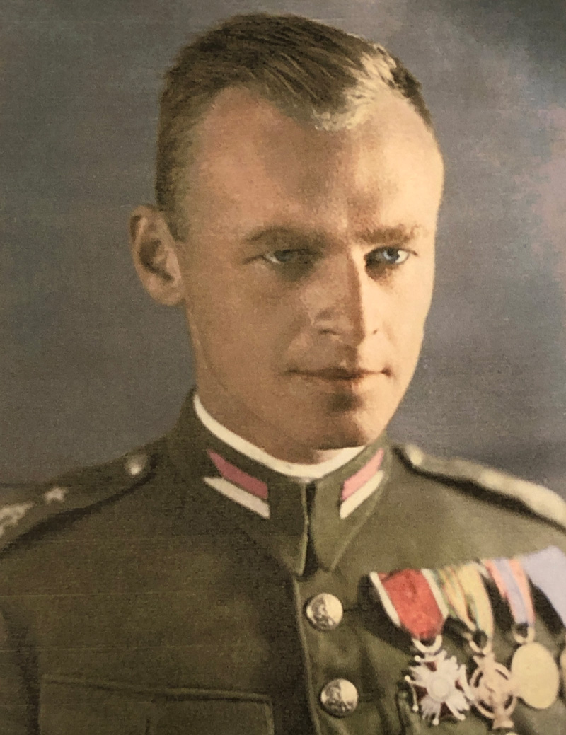 Witold Pilecki (1901-1948) - Hero & Patriot