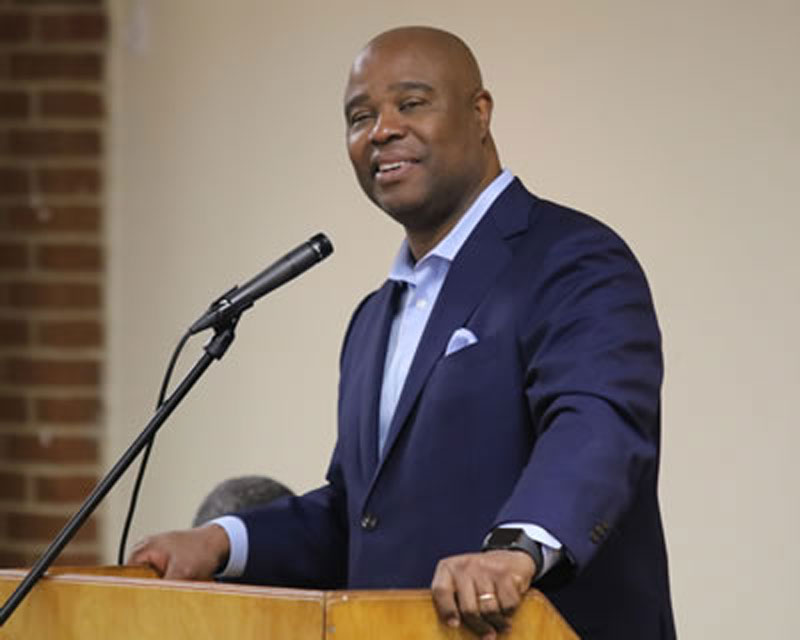 Andre Kennebrew, senior principal program lead for the Leadership Development Program at Chick-fil-A, Inc., will be the keynote speaker for North Greenville University's Homecoming Commencement.