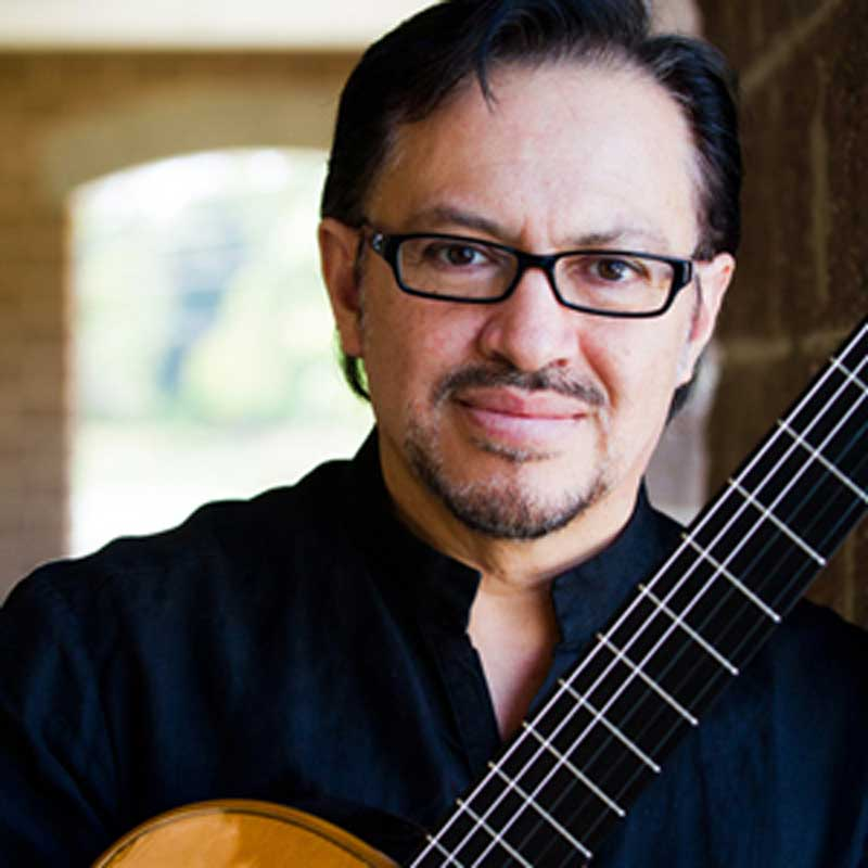 World-renowned guitarist Rodrigo Rodriguez will perform on the campus of North Greenville University on Tuesday evening, November 13.